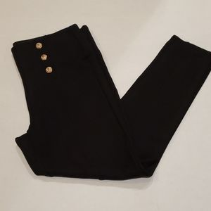 d jeans  black leggings  size 10p